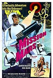 Mission Mars(1968) Poster - Movie Forum, Cast, Reviews