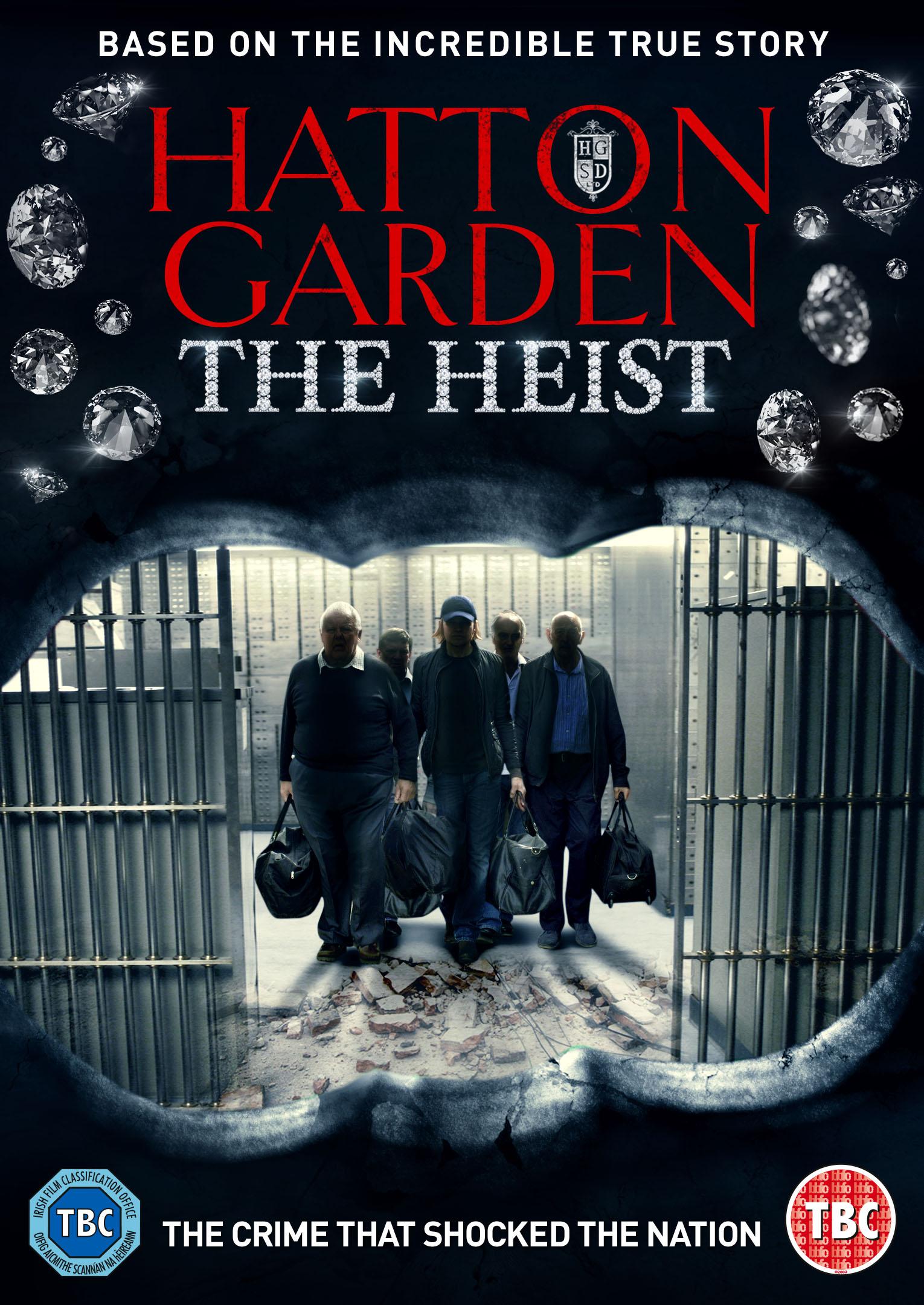 image Hatton Garden the Heist Watch Full Movie Free Online