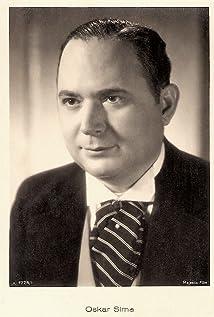Oskar Sima Picture