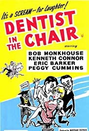 Dentist in the Chair Poster