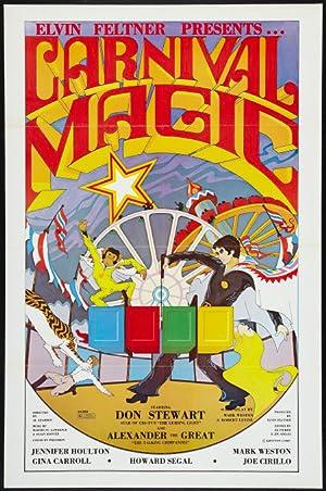 Poster Carnival Magic