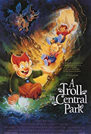 A Troll in Central Park (1994) Poster - Movie Forum, Cast, Reviews