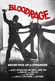 Bloodrage (1980) Poster - Movie Forum, Cast, Reviews