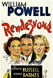 Rendezvous(1935) Poster - Movie Forum, Cast, Reviews