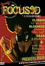Focused Digizine #1 Poster
