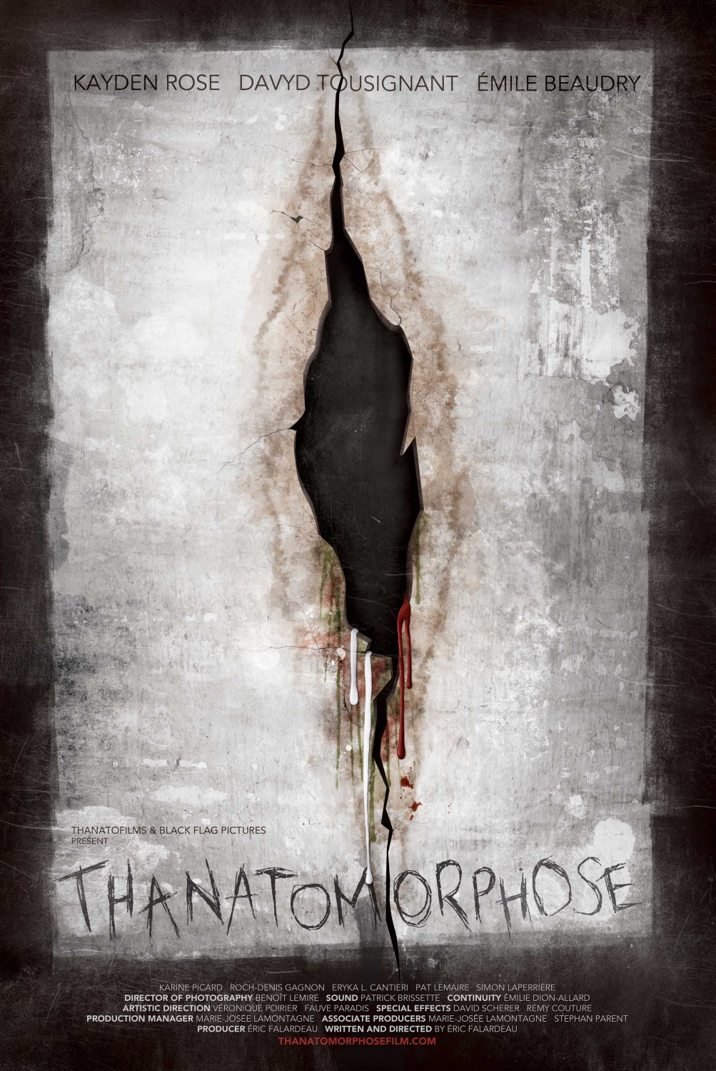 Thanatomorphose Watch Full Movie Free Online