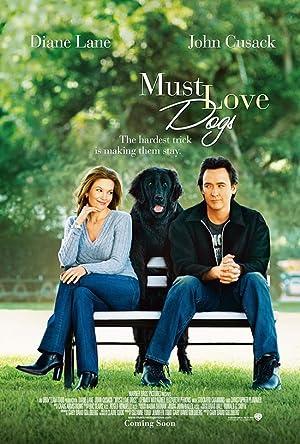 Poster Frau mit Hund sucht Mann mit Herz