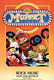 Muppet Video: Rock Music with the Muppets Poster