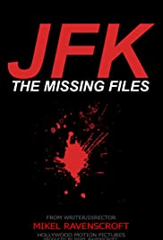 JFK the Missing Files Poster