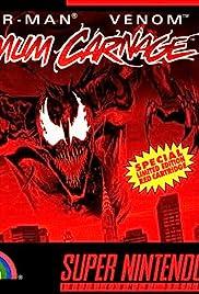 Spider-Man & Venom: Maximum Carnage Poster