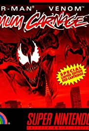 Spider-Man & Venom: Maximum Carnage(1994) Poster - Movie Forum, Cast, Reviews