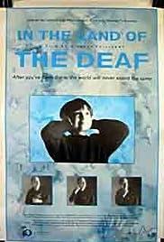 Le pays des sourds Poster