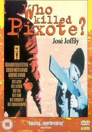 Who Killed Pixote? 1996 15