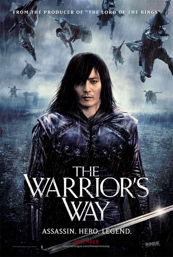 The Warriors Way 2010 Hindi Dual Audio 480p BluRay 300MB