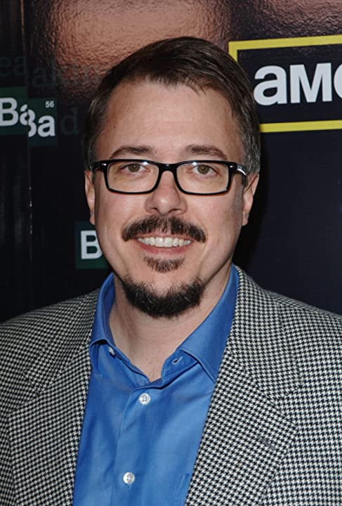 Vince Gilligan in Breaking Bad (2008)