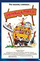 Meatballs Part II (1984) Poster
