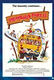 Meatballs Part II Poster