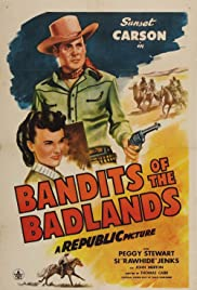 Bandits of the Badlands Poster