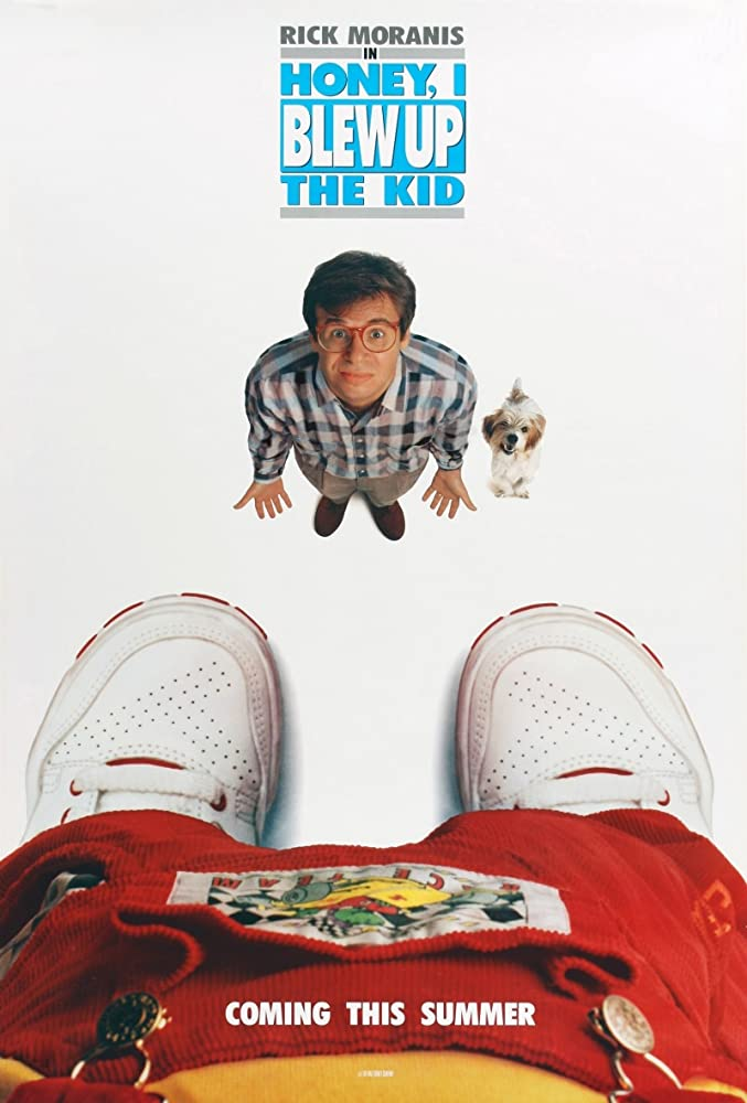 Honey I Blew Up The Kid 1992 720p WEB-DL English Online Free download