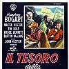 Humphrey Bogart, Bruce Bennett, Tim Holt, and Walter Huston in The Treasure of the Sierra Madre (1948)