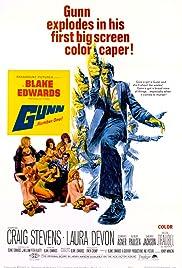 Gunn(1967) Poster - Movie Forum, Cast, Reviews