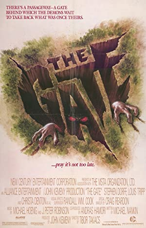 The Gate (1987) - Hindi Download on Vidmate