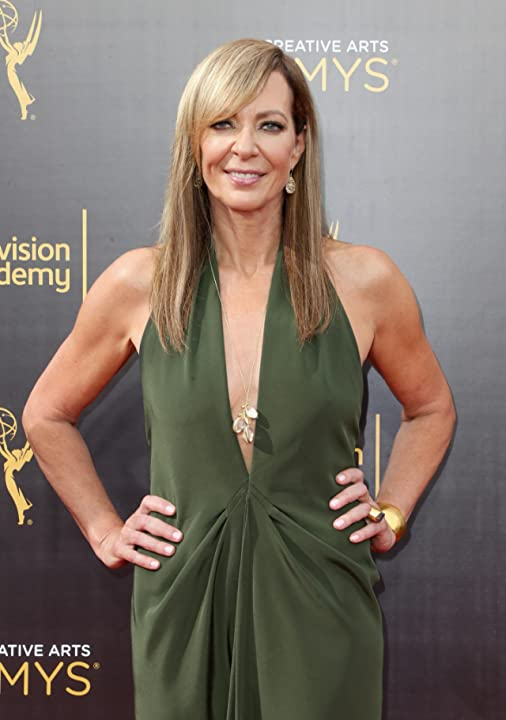 Allison Janney at an event for The 68th Primetime Emmy Awards (2016)