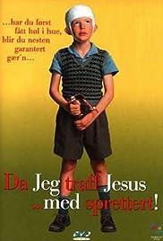 Da jeg traff Jesus... med sprettert Poster