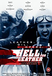 Hell for Leather Poster