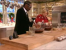 Snoop and Martha Make Brownies