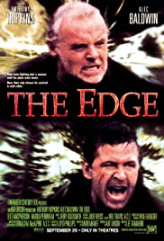 The Edge (1997) Poster - Movie Forum, Cast, Reviews