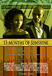 13 Months of Sunshine Poster