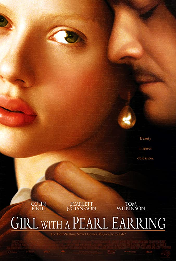 Mergina su perlo auskaru / Girl with a Pearl Earring (2003)