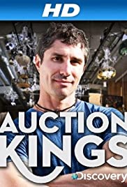 Auction Kings Poster