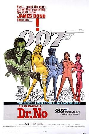 ver Agente 007 contra el Dr. No
