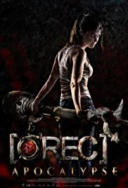 [REC] 4: Apocalypse (2014) Poster - Movie Forum, Cast, Reviews