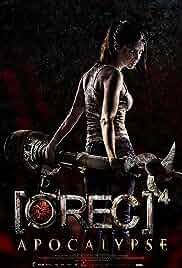 REC 4: Apocalypse film poster