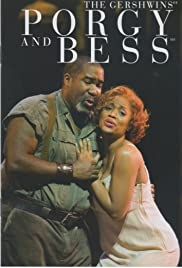 The Gershwin's 'Porgy and Bess' Poster