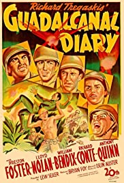 Guadalcanal Diary (1943) Poster - Movie Forum, Cast, Reviews