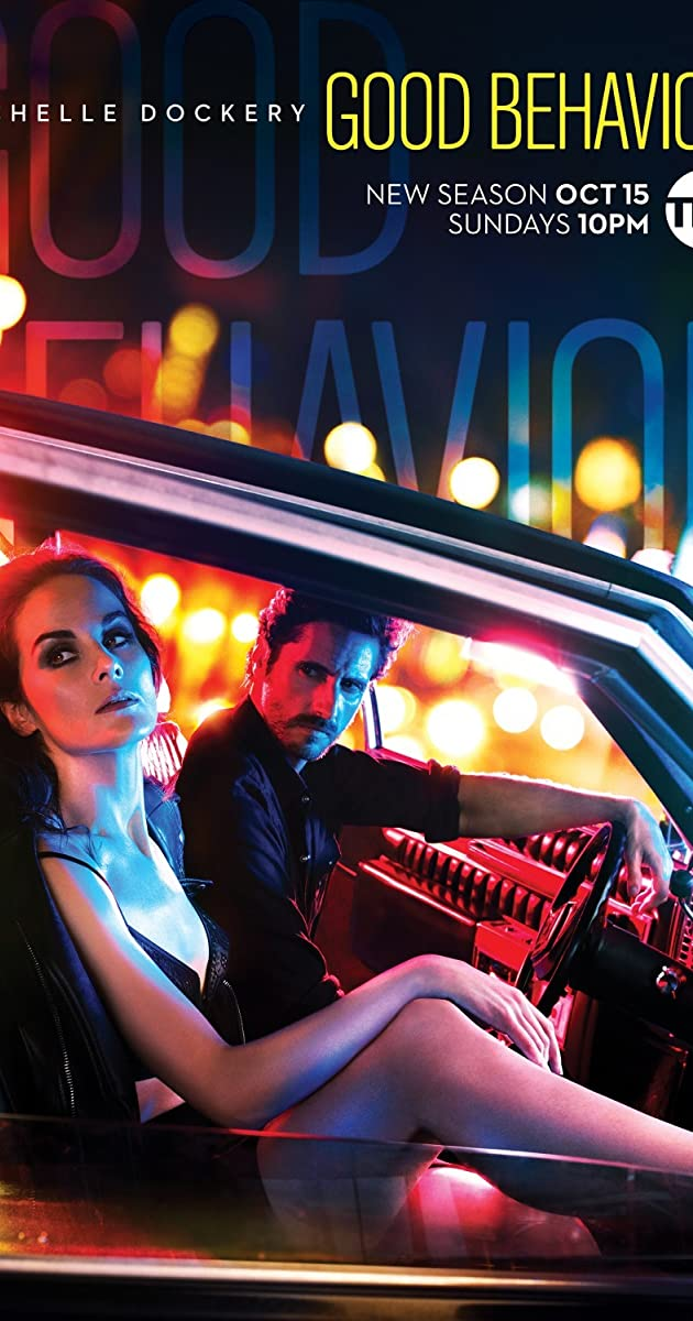 Geras elgesys (2 Sezonas) / Good Behavior (Season 2) (2017) online
