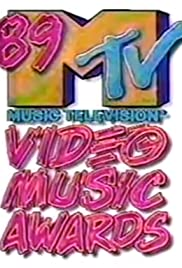 1989 MTV Video Music Awards Poster