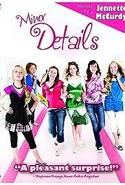 Minor Details(2009) Poster - Movie Forum, Cast, Reviews
