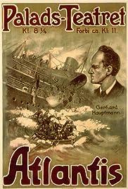 Atlantis(1913) Poster - Movie Forum, Cast, Reviews