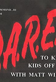 D.A.R.E. to Keep Kids Off Drugs Poster