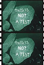 Primary image for This Is Not a Test