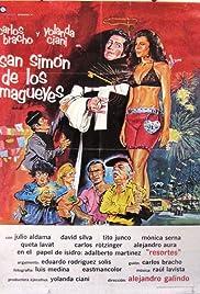 San Simón de los Magueyes Poster