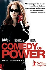 Comedy of Power Poster