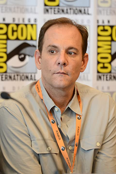 Tim Minear at an event for Firefly (2002)