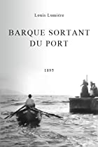 Image of Barque sortant du port
