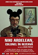 Niki Ardelean, colonel în rezerva
